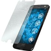 2 x Moto Z2 Force Protection Film Tempered Glass clear
