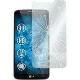 2 x LG G2 Protection Film Tempered Glass