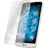 2 x LG L Bello Glas-Displayschutzfolie klar
