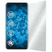 2 x V30 Protection Film Tempered Glass clear