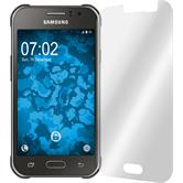 2 x Samsung Galaxy J1 Ace Protection Film clear