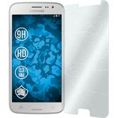 2 x Samsung Galaxy J2 (2016) Glas-Displayschutzfolie klar