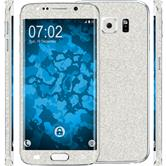 2 x Samsung Galaxy S6 Edge Plus Protection Film clear silver