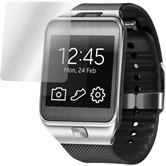 2 x Samsung Gear 2 Protection Film Clear