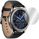 2 x Gear S3 Classic/Frontier Protection Film clear