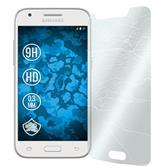 3x Galaxy Ace 4 klar Glasfolie