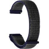 Armband kompatibel mit Fitbit Versa Loop blau