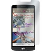 8 x LG G3 Stylus Protection Film Clear