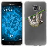 Samsung Galaxy A5 (2016) A510 Coque en Silicone animaux vecteur sloth M6