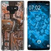 Samsung Galaxy Note 9 Silicone Case Urban M1