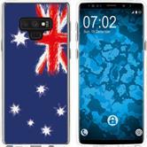 Samsung Galaxy Note 9 Silikon-Hülle WM  M2