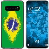 Samsung Galaxy S10 Silikon-Hülle WM  M3