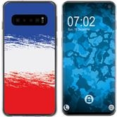 Samsung Galaxy S10 Silikon-Hülle WM  M5