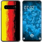 Samsung Galaxy S10 Silikon-Hülle WM  M6