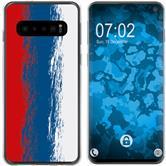 Samsung Galaxy S10 Silikon-Hülle WM  M9