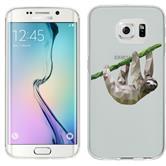 Samsung Galaxy S6 Edge Silikon-Hülle Vektor Tiere  M6