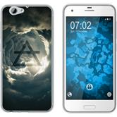 HTC One A9s Silicone Case Element air M1