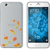 HTC One A9s Silicone Case autumn M1