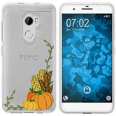 HTC One X10 Silicone Case autumn M5