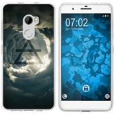 HTC One X10 Silikon-Hülle Element  M1
