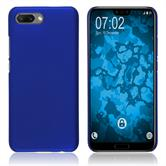 Hardcase Honor 10 gummiert blau Case