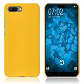 Hardcase Honor 10 gummiert gelb Case