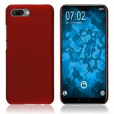 Hardcase Honor 10 gummiert rot Case
