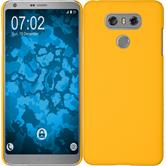 Hardcase G6 rubberized yellow + protective foils