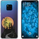 Huawei Mate 20 Pro Silicone Case autumn M4