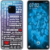 Huawei Mate 20 Pro Silicone Case in Love M5