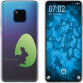 Huawei Mate 20 Pro Silicone Case Easter M2
