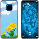 Huawei Mate 20 Pro Silicone Case Easter M4