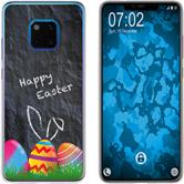 Huawei Mate 20 Pro Silicone Case Easter M6