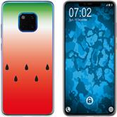 Huawei Mate 20 Pro Silicone Case summer M5