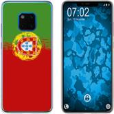 Huawei Mate 20 Pro Silicone Case WM Portugal M8