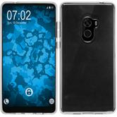 Silicone Case Mi Mix 2 transparent Crystal Clear Case