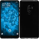 Silicone Case Mi Mix 2  black Case