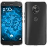 Silicone Case Moto X4 transparent Crystal Clear Case