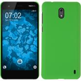 Hardcase Nokia 2 rubberized green Case
