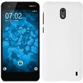 Hardcase Nokia 2 rubberized white Case