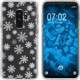 Samsung Galaxy S9 Silicone Case Christmas X Mas M2