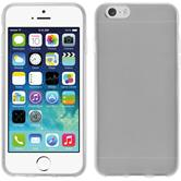 Silicone Case for Apple iPhone 6 transparent white