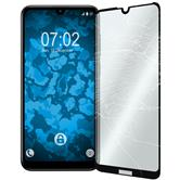 1 x Y7 Pro 2019 (Enjoy 9) Protection Film Tempered Glass clear full screen black