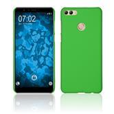 Hardcase Y9 (2018) rubberized green Case