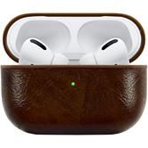Silicone Case for AirPods Pro (2019) in brown Cover PhoneNatic