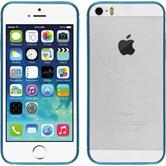 Alu Frame iPhone 5 / 5s / SE  hellblau