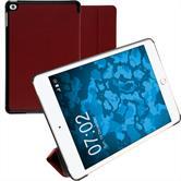 Kunst-Lederhülle iPad Mini 4 Tri-Fold rot