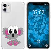 Apple iPhone 11 Silicone Case Cutiemals M6