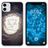 Apple iPhone 11 Silicone Case Element earth M2