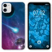Apple iPhone 11 Silicone Case  Comet M6
